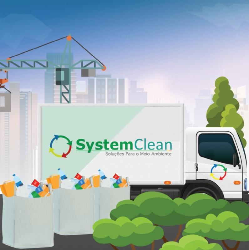 Empresa de Coleta de Resíduos Sólidos de Construção Civil Cidade Jardim - Coleta de Resíduos de Obra de Construção