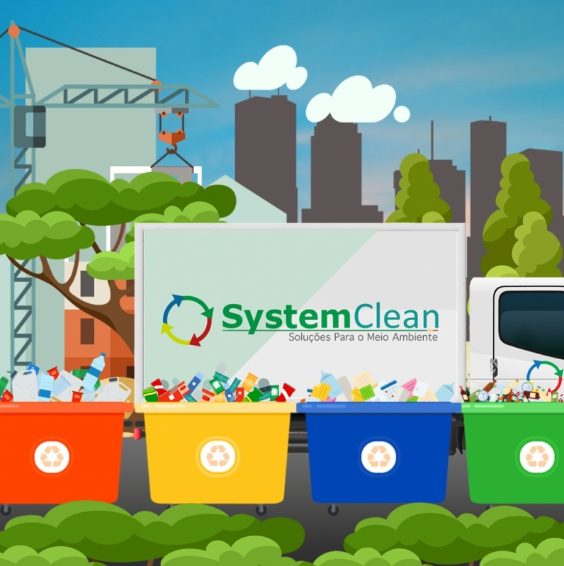 Empresa de Coleta de Resíduos Sólidos de Obra Penha - Coleta de Resíduos de Obra de Construção