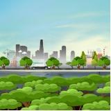 coleta de resíduo sólidos de construção civil Praça da Arvore