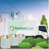 empresa de logística reversa resíduos de construção civil Jundiaí