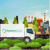 fazer logística reversa resíduos de construção civil Saúde