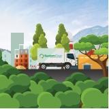 gestão ambiental em construções Santa Cecília