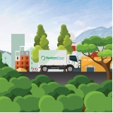 logística reversa resíduos de construção civil preço Vila Medeiros